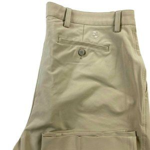 Footjoy Beige Polyester Golf Pants